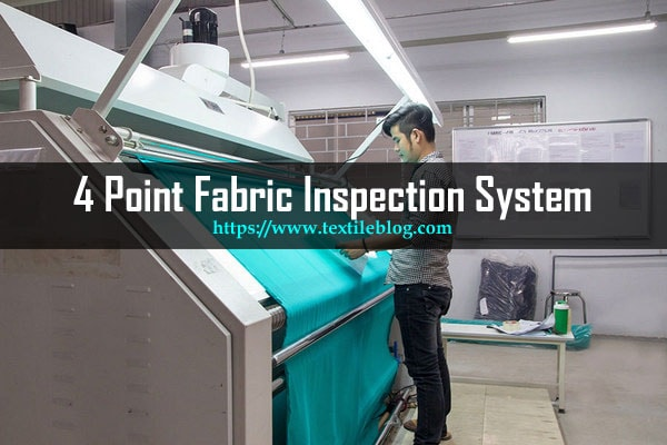 4 point fabric inspection