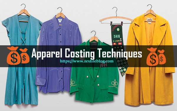 apparel costing techniques