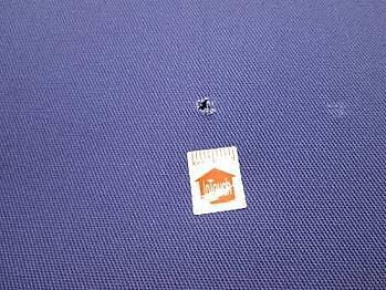 holes on cloth in fabric defects