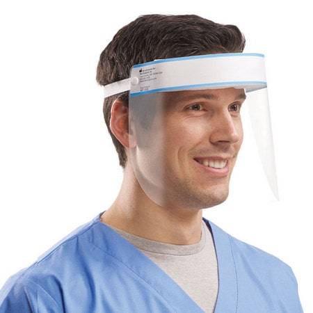 surgical face shield