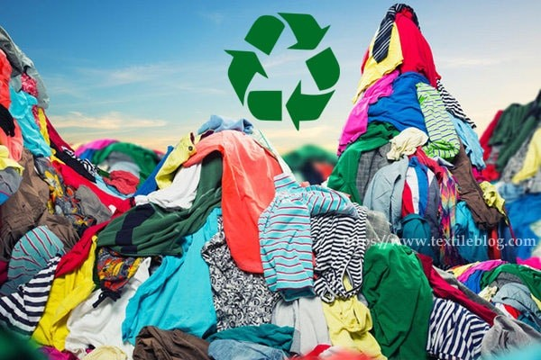 sustainable textile recycling