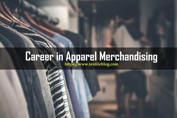career in apparel merchandising