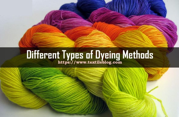 dyeing methods