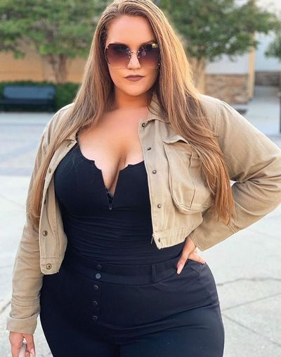 plus Size Doesn't Matter