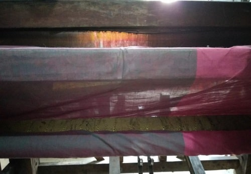 Modified Power loom production