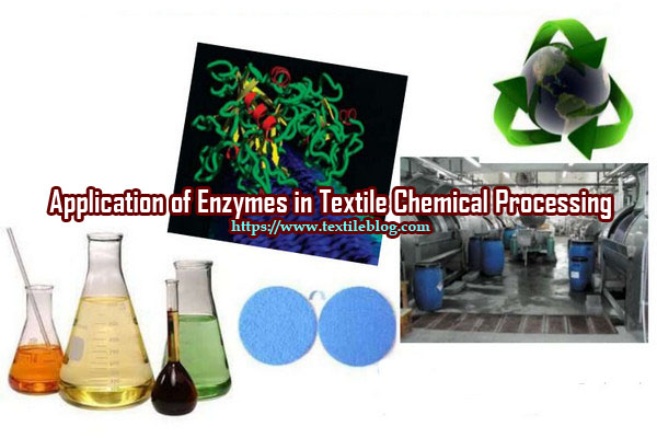 Enzymes in textile industry