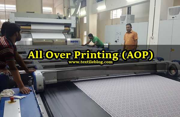 All Over Printing (AOP)