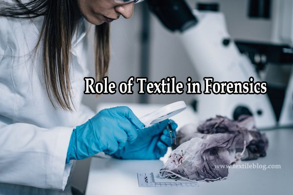 textile in forensics