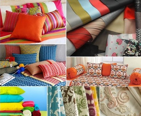 categories of home textile