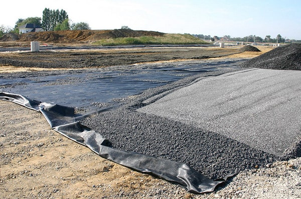 GeoTextiles for Separation