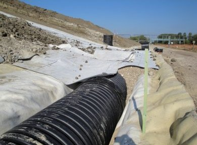 Geotextiles for Drainage