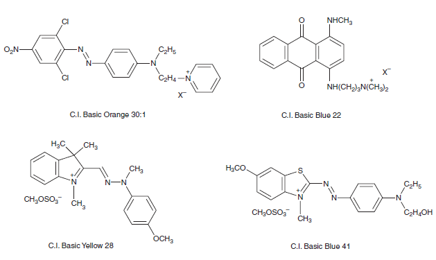 cationic dyes